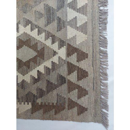 exclusive Kelim Teppich 245x181 cm afghan kilim teppich