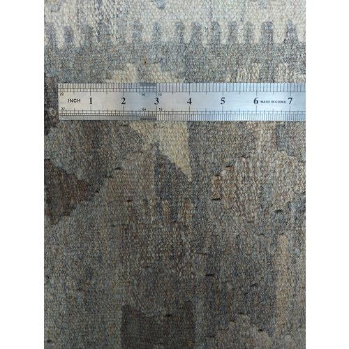exclusive  Vloerkleed Tapijt Kelim 253x180 cm Kleed Hand Geweven Kilim