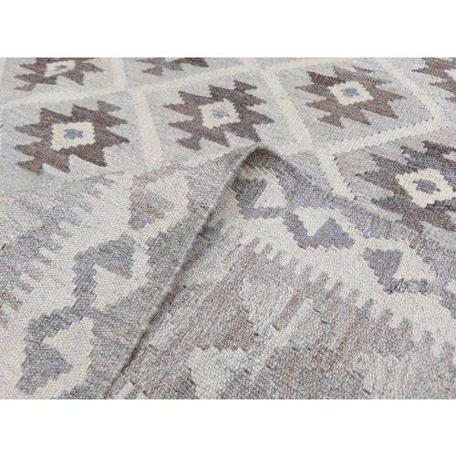 exclusive Kelim Teppich 305x197 cm Natural  afghan kilim teppich