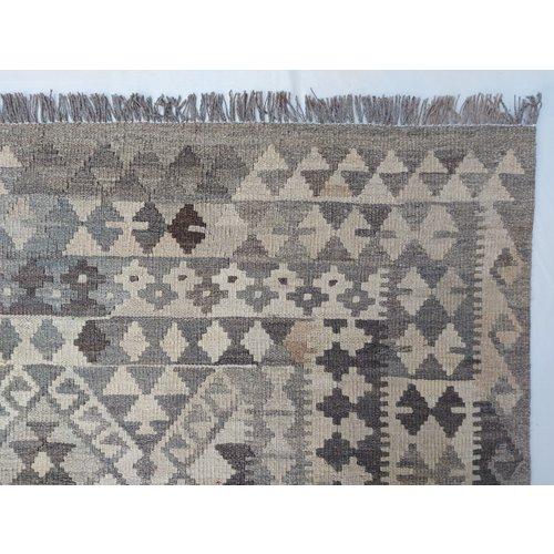 exclusive Kelim Teppich 244x189 cm Natural afghan kilim teppich