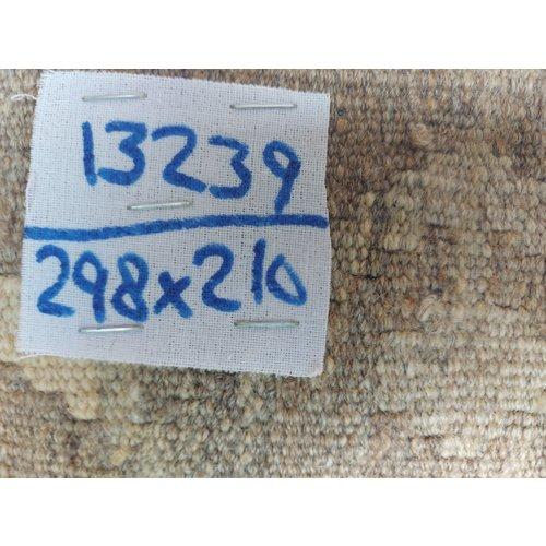 exclusive Kelim Teppich 298x210 cm Natural afghan kilim teppich
