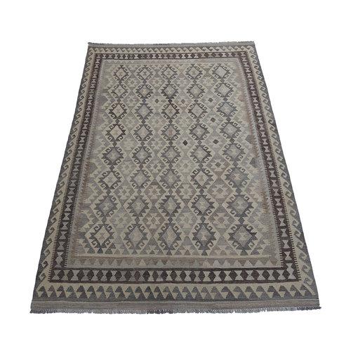 exclusive Kelim Teppich 288x200 cm Natural afghan kilim teppich