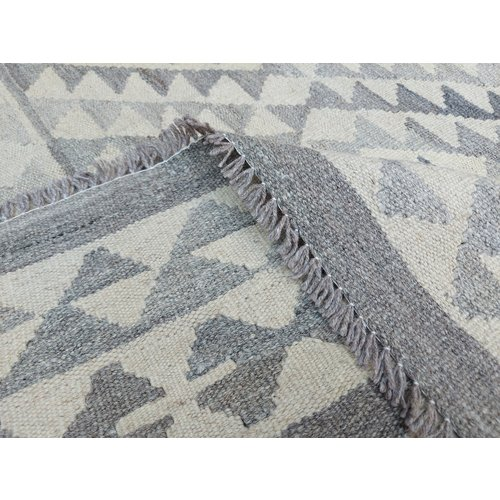 exclusive Kelim Teppich 292x208 cm Natural afghan kilim teppich