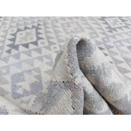 exclusive Kelim Teppich 294x196 cm Natural afghan kilim teppich