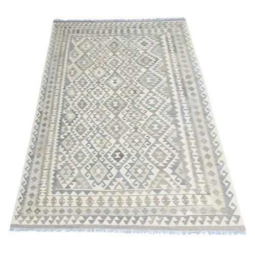 exclusive Kelim Teppich 305x199 cm Natural afghan kilim teppich