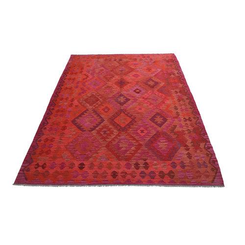 kelim kleed 291x198  cm vloerkleed tapijt kelims hand geweven