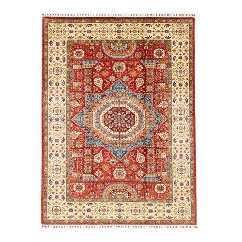 234x169 cm kazak Teppich fine handgeknüpft wolle