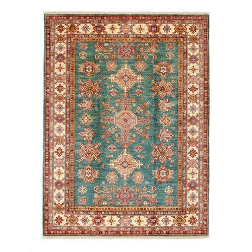 241x178 cm kazak Teppich fine handgeknüpft wolle