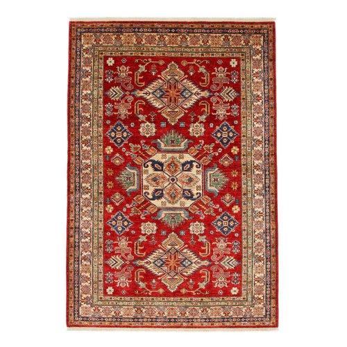 256x170 cm kazak Teppich fine handgeknüpft wolle