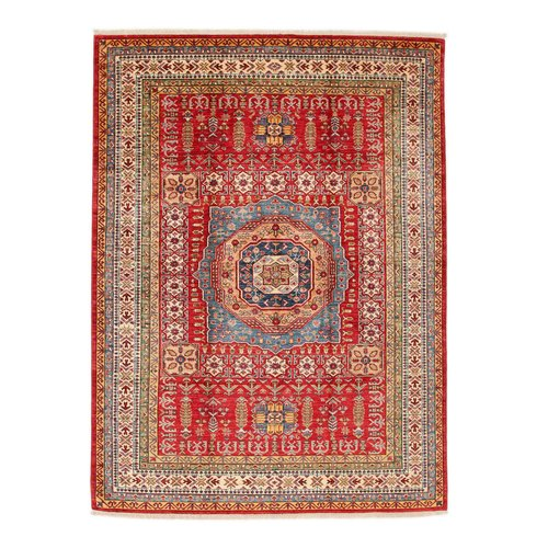 241x175 cm kazak tapijt fijn  Handgeknoopt wol