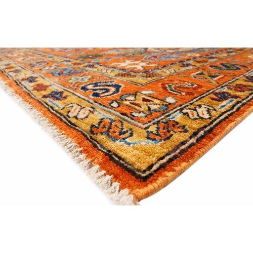 241x170 cm Kazak Rug Fine Hand knotted  Wool Oriental Carpet
