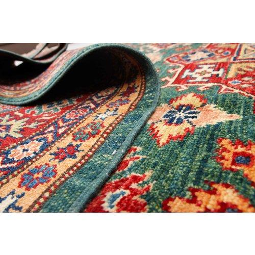 237x167 cm kazak Teppich fine handgeknüpft wolle