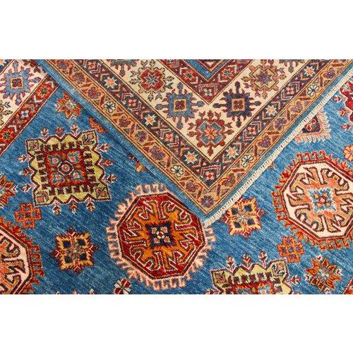 223x150 cm  kazak tapijt fijn  Handgeknoopt wol