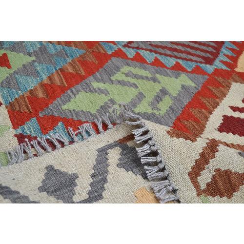 Quality Hand woven wool kilim Carpet Kelim Rug 6'66X4'85 or 203X148 cm