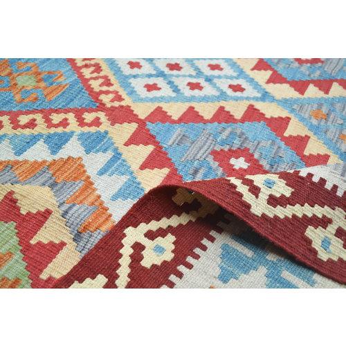 Kelim Teppich 196X150 cm afghan kelim teppich
