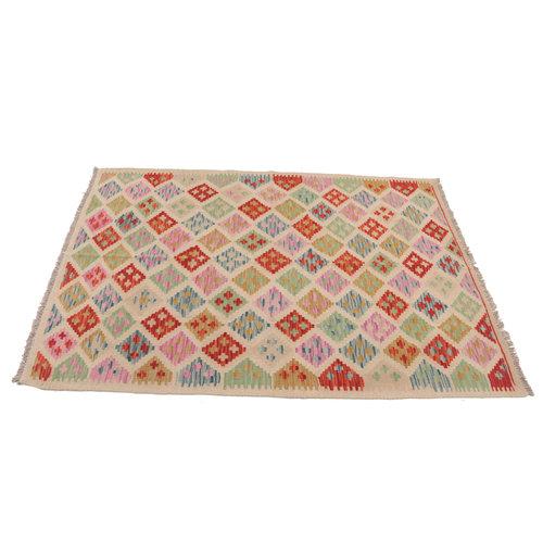 Kelim teppich 171x126cm Multicolor afghan