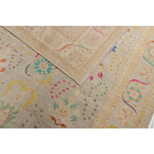 303x203 cm Handgeknüpft traditionell Ziegler Wolle Teppich