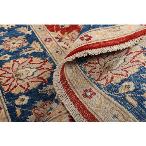 279x207 cm Handgeknüpft traditionell Ziegler Wolle Teppich