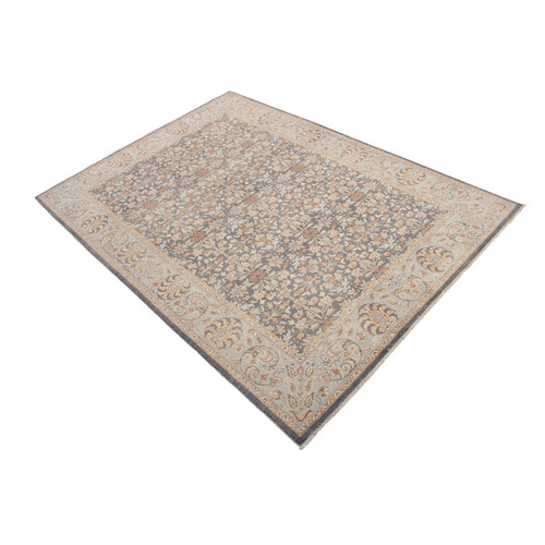 297x209 cm Hand knotted Traditional Ziegler Wool Carpet