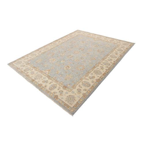 283x215 cm Handgeknüpft traditionell Ziegler Wolle Teppich
