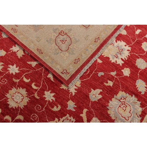 294x197 cm Handgeknüpft traditionell Ziegler Wolle Teppic