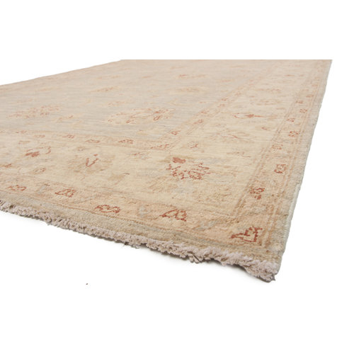 240x175 cm Hand knotted Traditional Ziegler Wool Carpet