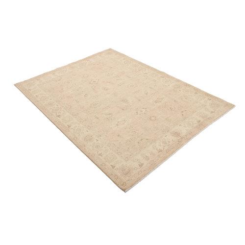 238x179 cm Handgeknüpft traditionell Ziegler Wolle Teppic