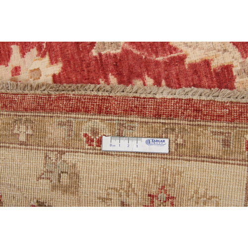 264x178 cm Hand knotted Traditional Ziegler Wool Carpet