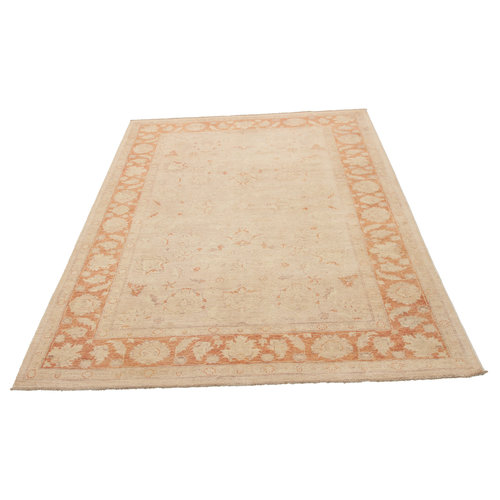 239x170 cm Hand knotted Traditional Ziegler Wool Carpet