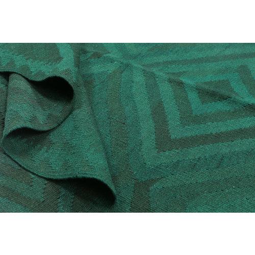 6'8x4'9 cm Handmade Afghan Kilim Rug Wool Carpet