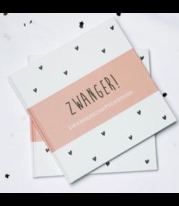 Zwangerschaps dagboek | Roze