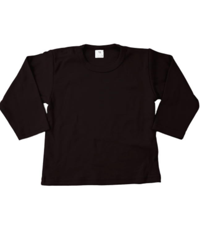 Basic t-shirt | Zwart