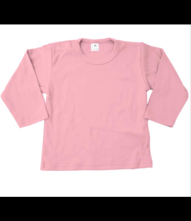 Basic t-shirt | Licht roze
