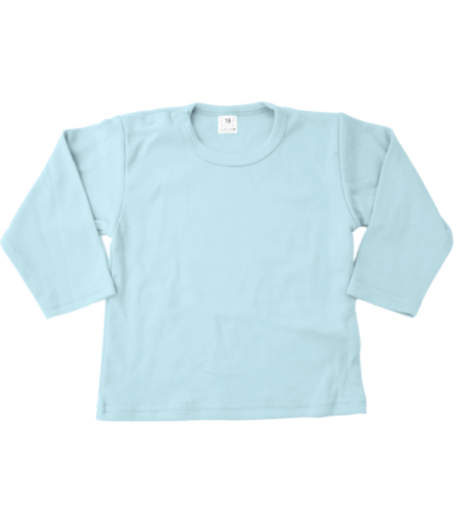 Longsleeve | Licht blauw