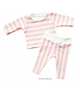 Set new born | Vertical pink