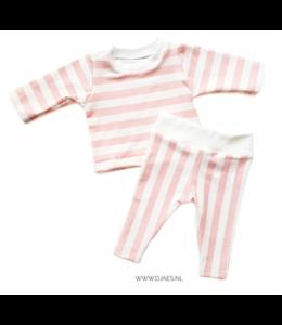 Set new born | Vertical pink