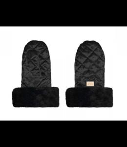 Handschoenen | Black velvet
