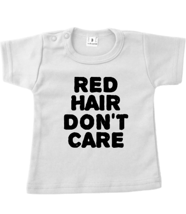 Shirt | Red hair don't care