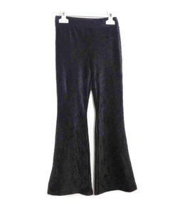 Flaire pants | Zwart 134/140