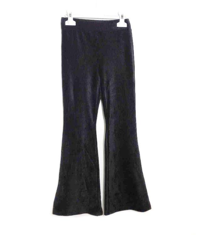 Flaire pants | Zwart