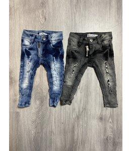 Jeans | Grijs & Blauw