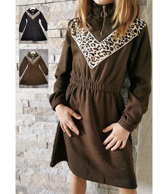 leopard dress 2.0