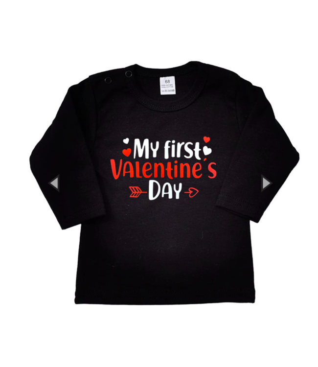 Shirt My First Valentine Day