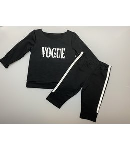 Black vogue set 2.0