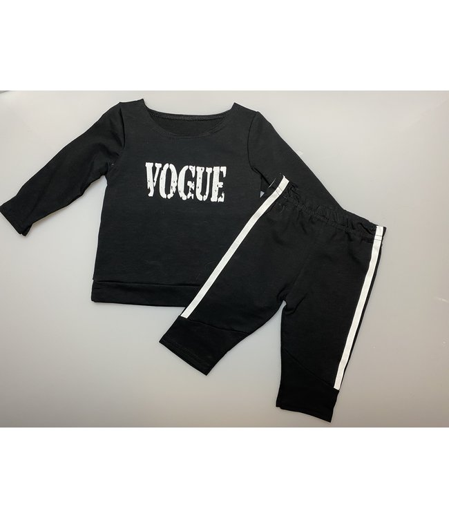 Black vogue set 2.0