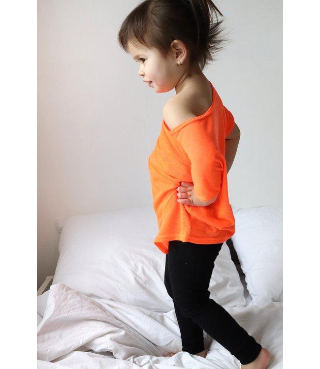 Neon top | Oranje
