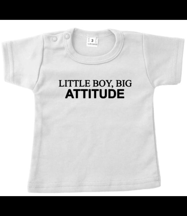 Shirt | Little boy big attitude