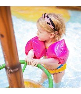 Neon Roze Zwembandjes 0-2 jaar