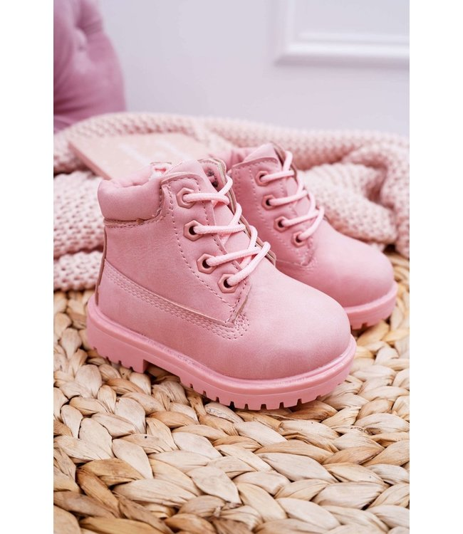 Thimby boots | Roze