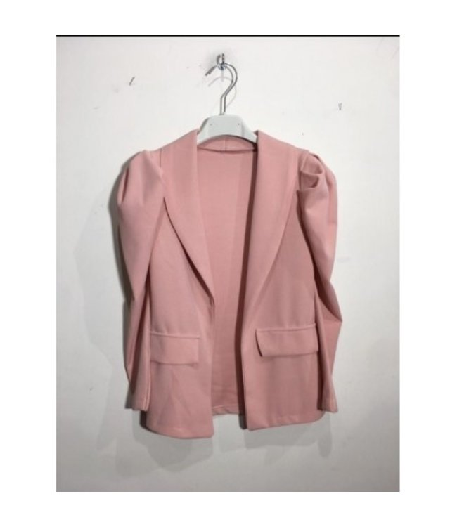 Basic blazer | Pink